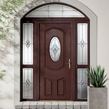 Apeer Composite Door